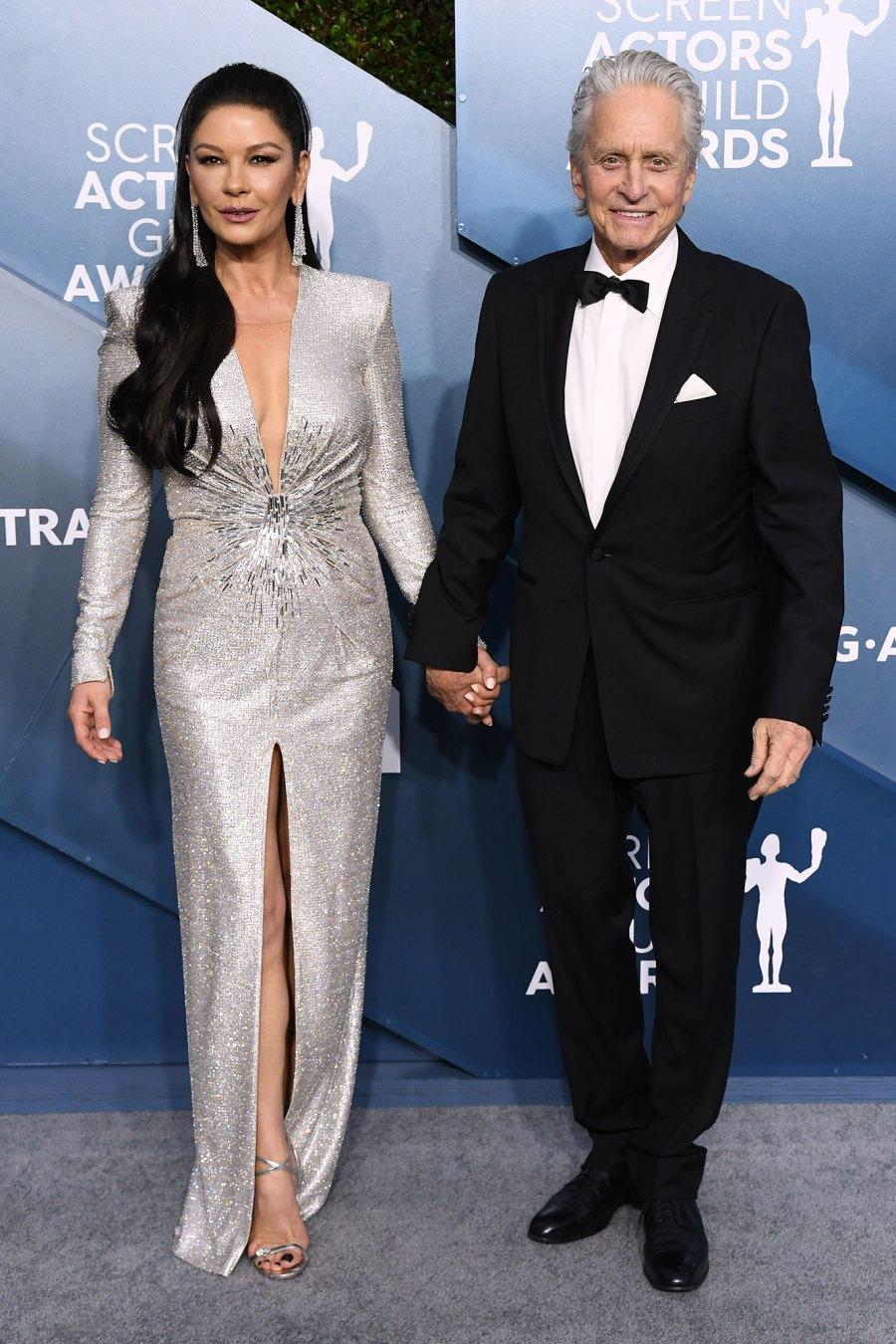 November 2019 Michael Douglas and Catherine Zeta-Jones Timeline of Their Longtime Romance