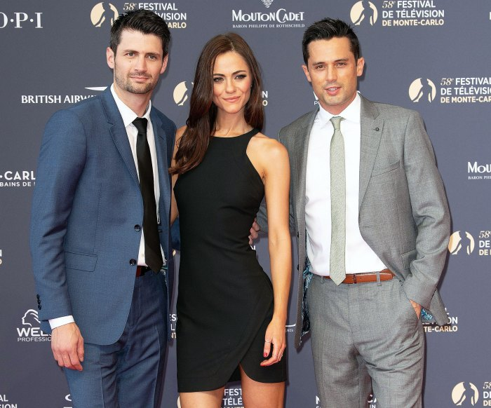 One Tree Hill S James Lafferty Is Engaged To The Royals Alexandra Park Newscolony