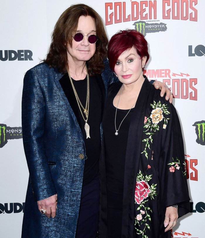 Ozzy Osbourne Says Trying to Kill Sharon Osbourne Was Not Exactly One of His Greatest Achievements