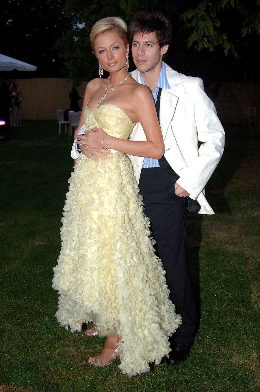 Paris Hilton and Paris Latsis Celebrity Couples Who Cut Their Engagements Short