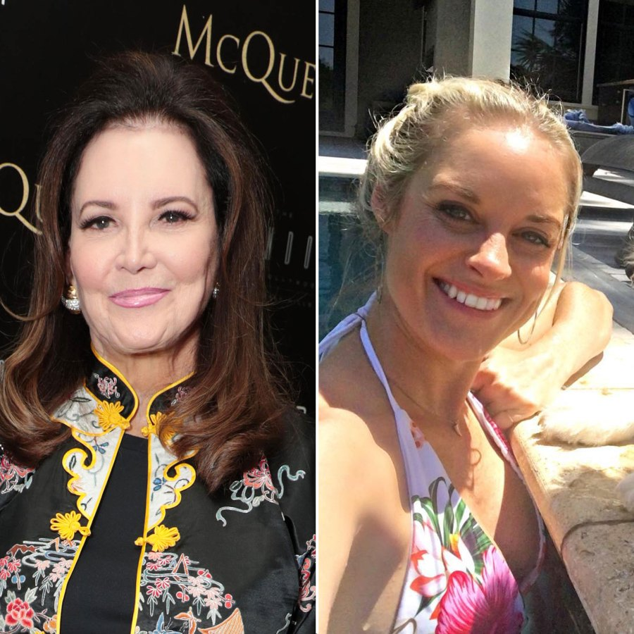 Patricia Altschul and Danni Baird Southern Charm