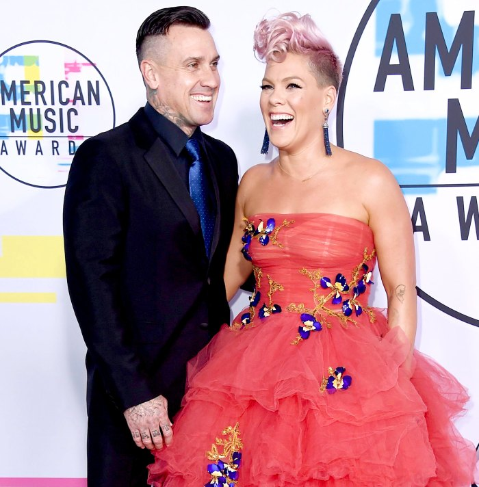 Pink Says Marriage Is Awful Wonderful Comfort and Rage in Tribute to Her Relationship With Carey Hart