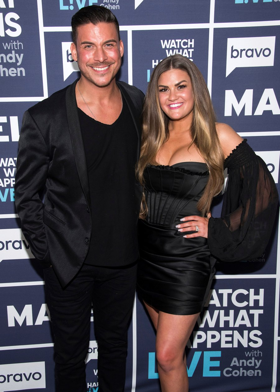 Pregnant Brittany Cartwright and Husband Jax Taylor Reveal Sex of 1st Child