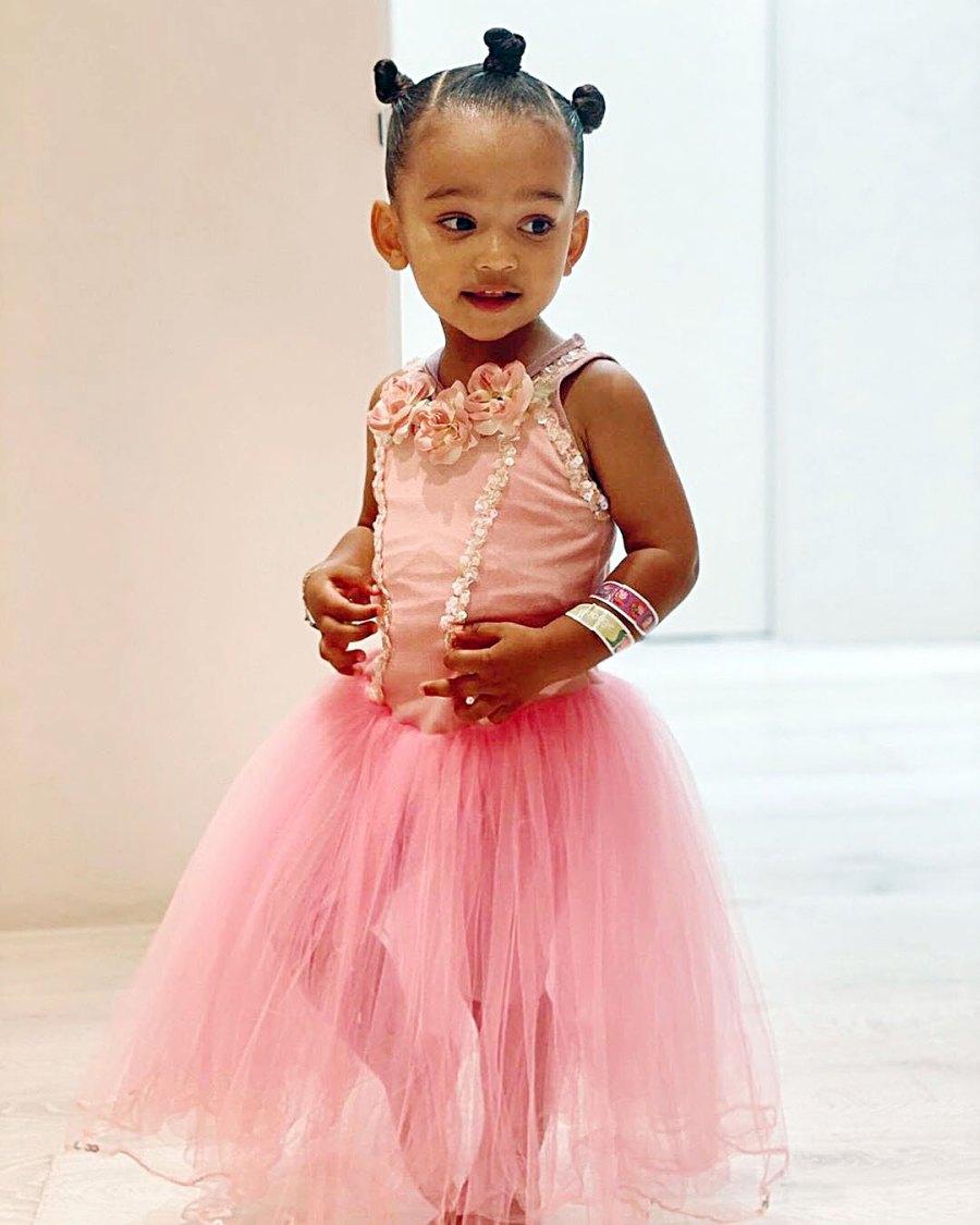 Pretty Princess Kim Kardashian Kanye West Daughter Chicago Cutest Pics