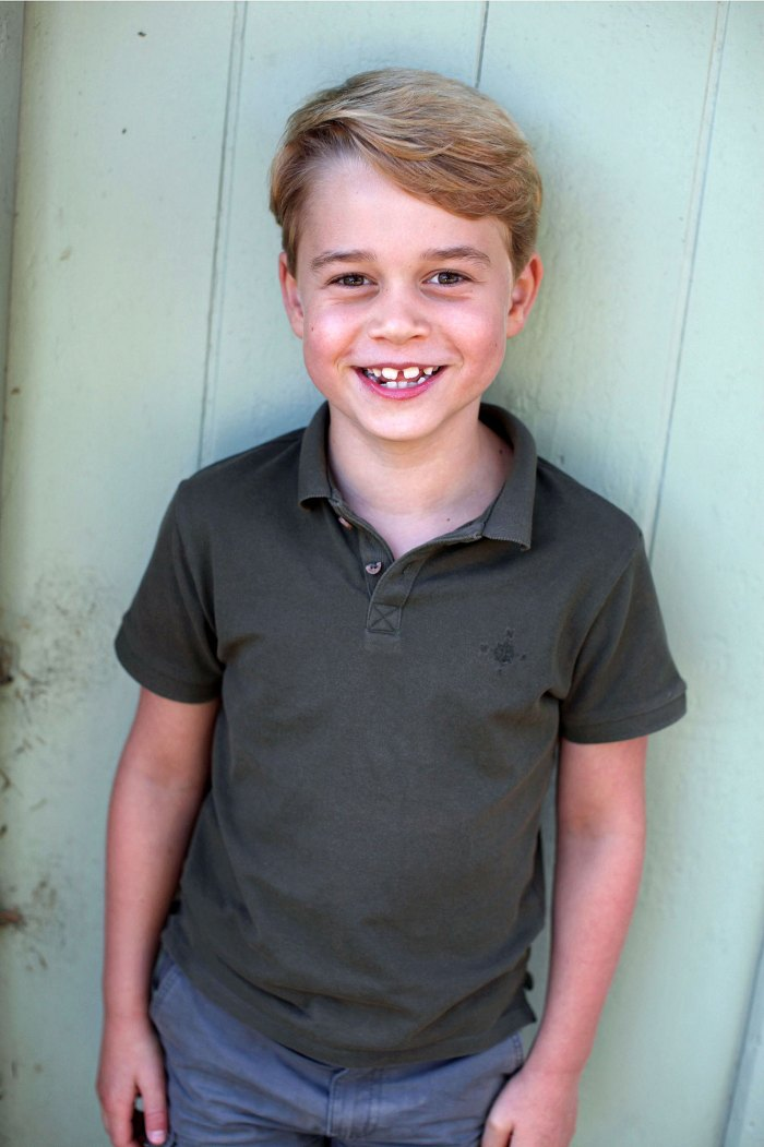 Prince George Receives Ancient Shark Tooth as Gift But Malta Culture Minister Wants it Back