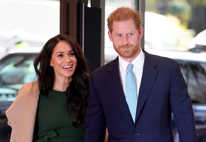 How Prince Harry, Meghan Markle Honored the Day of Princess Diana's Death