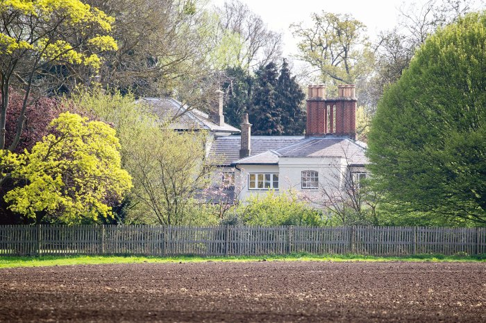 Prince Harry Repays 3 Million Renovation Costs for Frogmore Cottage