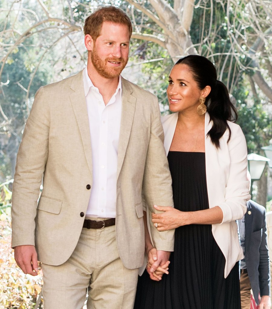 Prince Harry and Meghan Markle in Morocco Stars Who Give Back