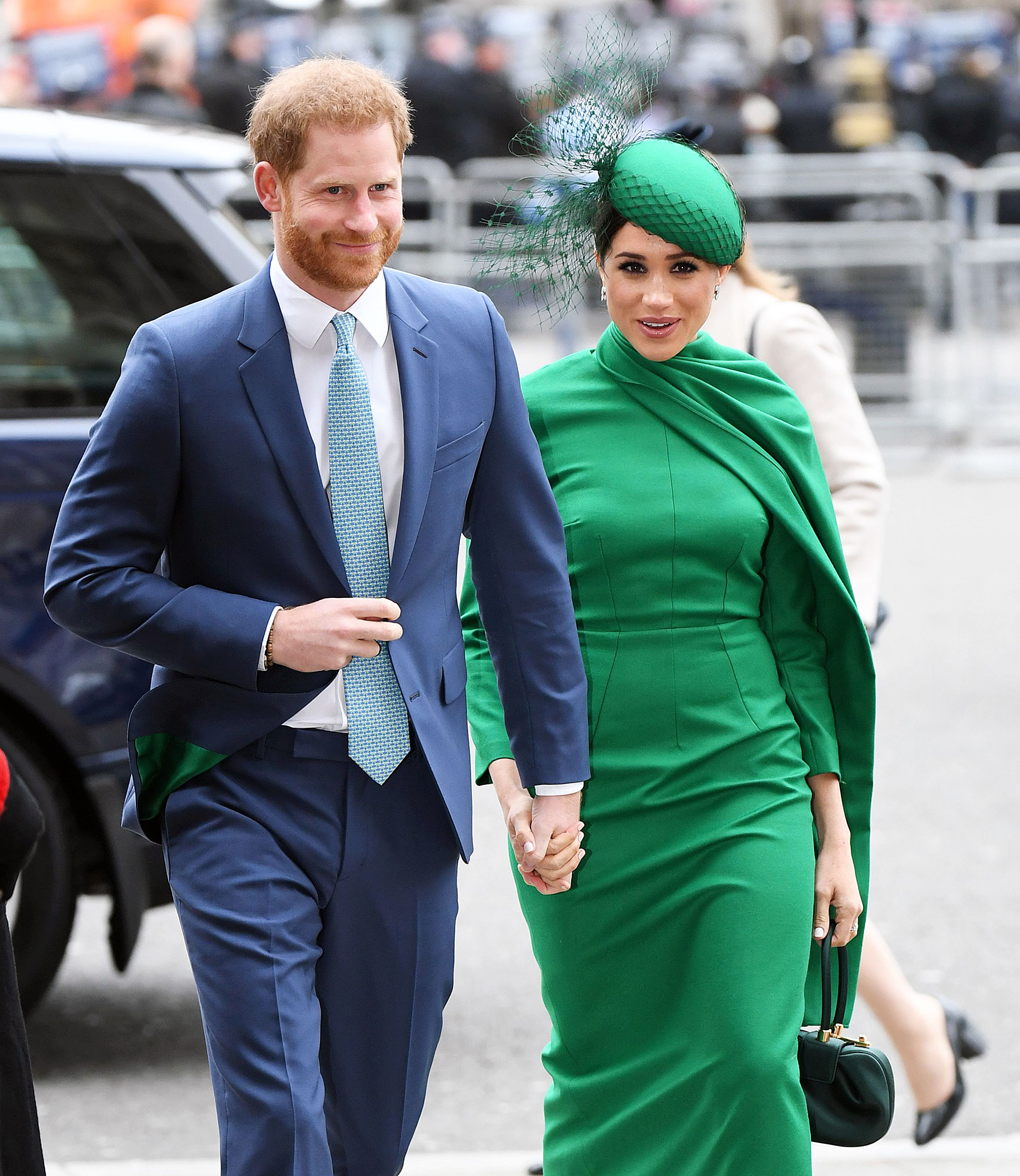 Prince Harry and Meghan Markle attend the Commonwealth Day Service Prince Philip Sees Prince Harry Royal Exit as a Dereliction of Duty