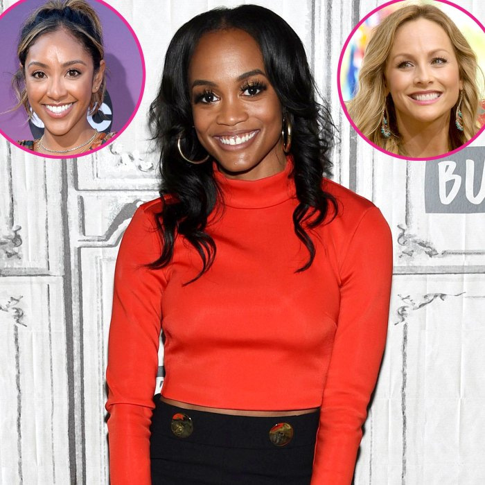Rachel Lindsay Why Its Likely Both Tayshia Clare Will Find Love