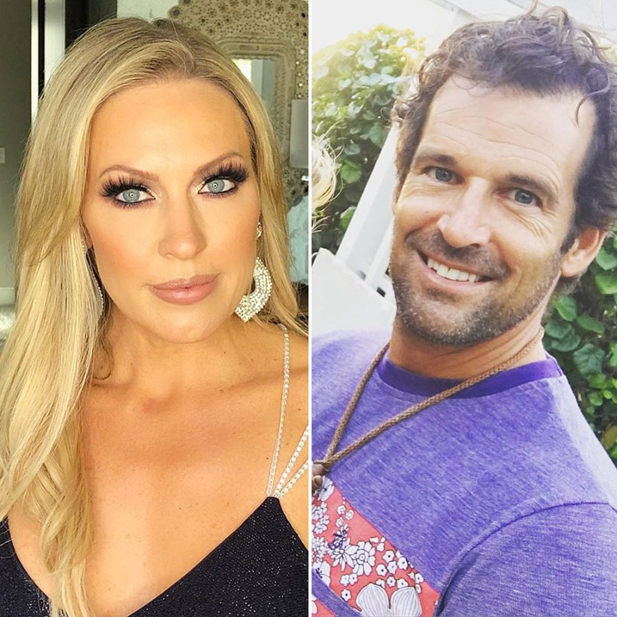 Real Housewives Of Orange County Braunwyn Windham-Burke and Husband Sean Burke Marriage Ups and Downs
