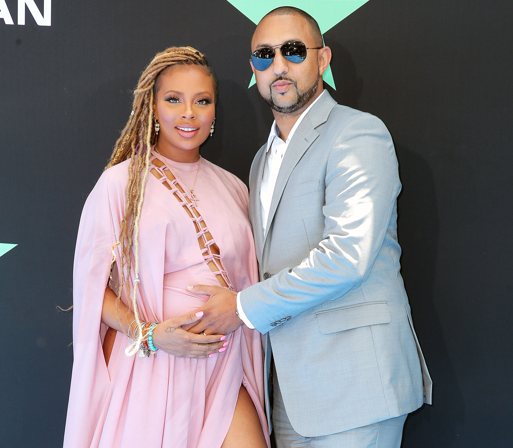 See RHOA's Eva Marcille's Bare Stomach '3 Babies Later'