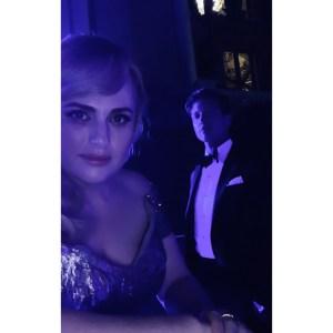 Rebel Wilson and Rumored Boyfriend Jacob Busch Make Their Red Carpet Debut