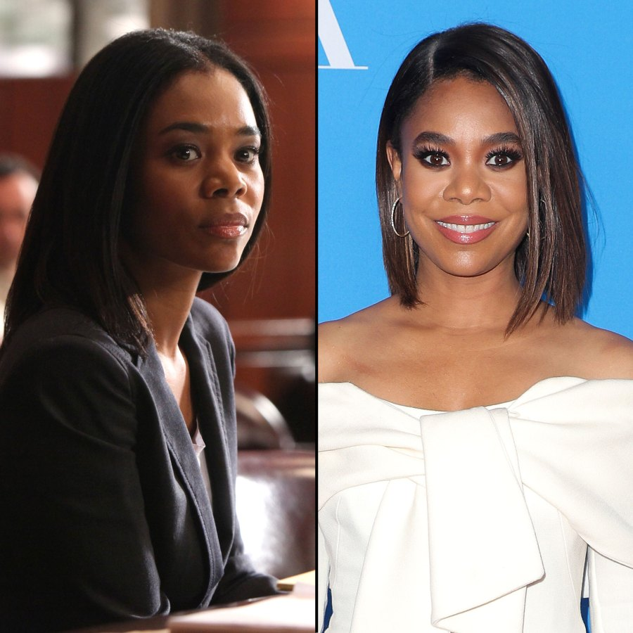 Regina Hall Law and Order LA Cast Where Are They Now
