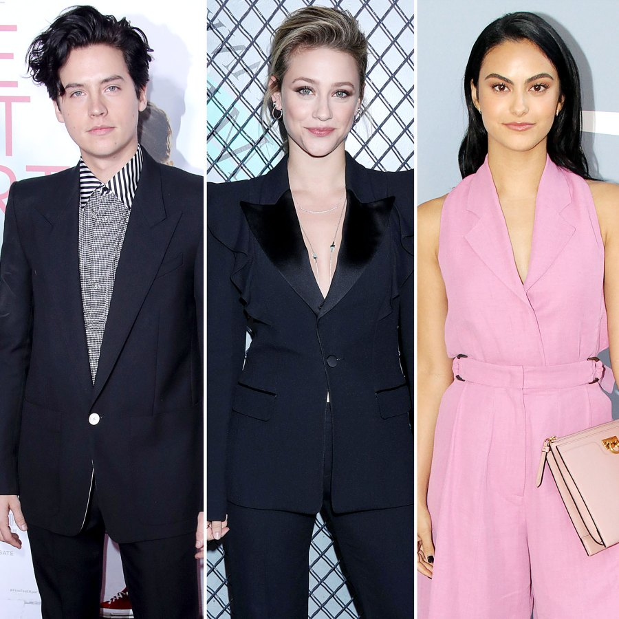 Riverdale Casts Dating History Inside Their Offscreen Love Lives Cole Sprouse Lili Reinhart Camila Mendes