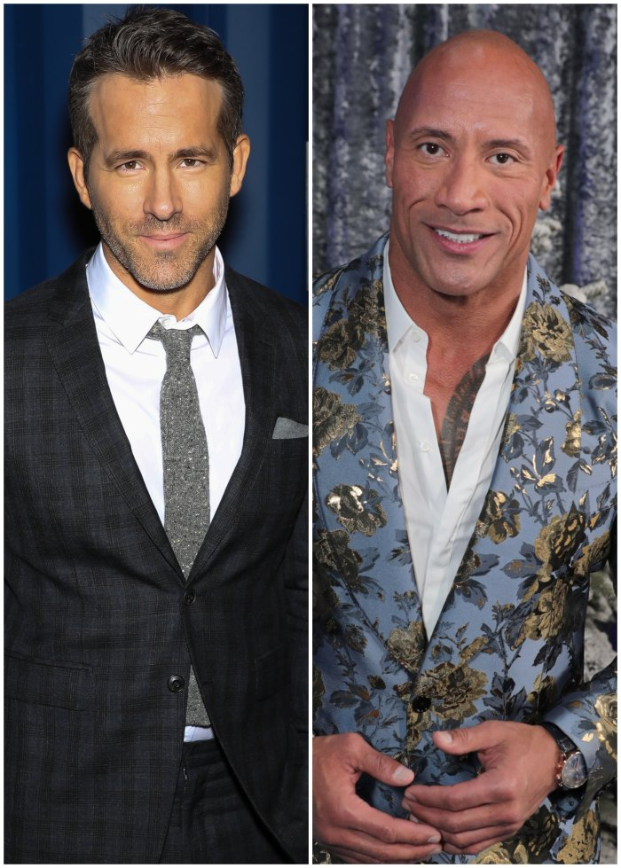 Ryan Reynolds Trolls Dwayne Johnson After The Rock Tears Down His Front Gates With His Bare Hands