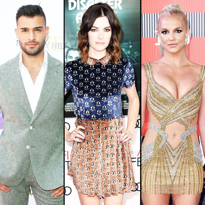 Sam Asghari Slams Kelly Oxford For Calling Britney Spears Posts Scary