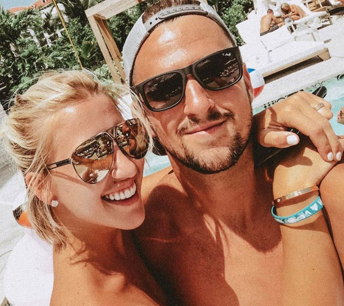 Savannah Chrisley's Ex-Fiance Nic Kerdiles Posts Loving Message After Split