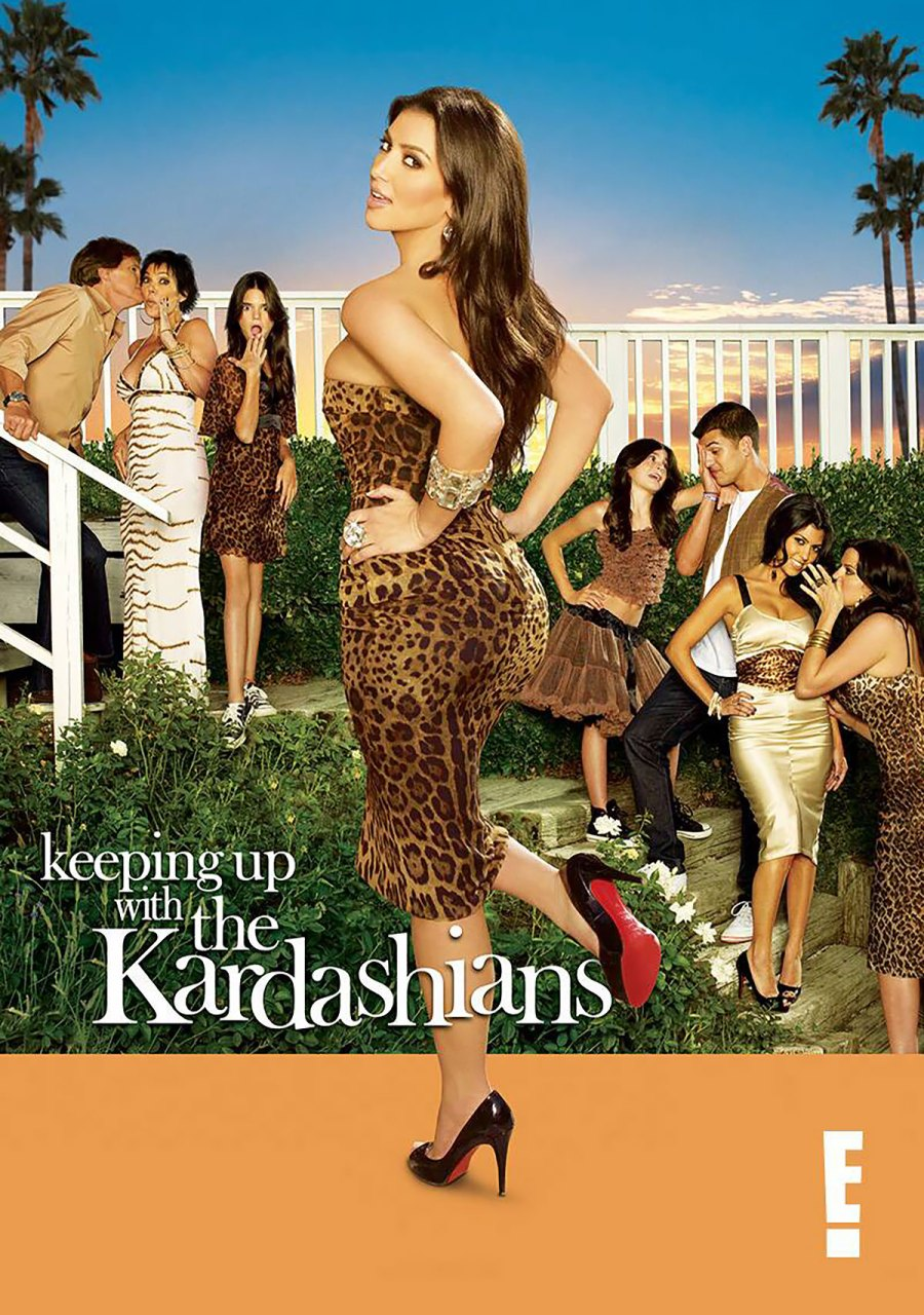 See How the KUWTK Cast's Style Changes Over the Years