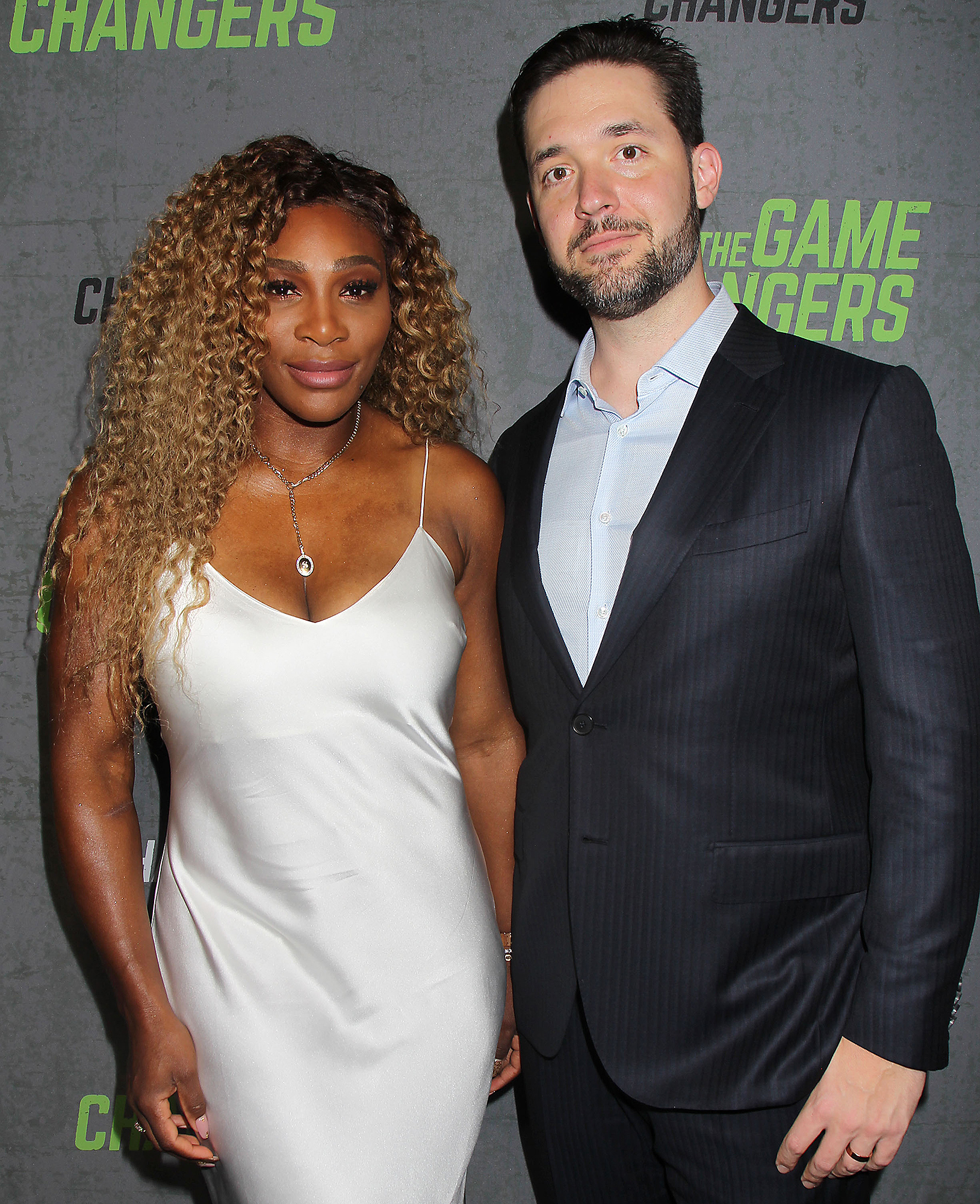 Husband serena williams Meet Serena