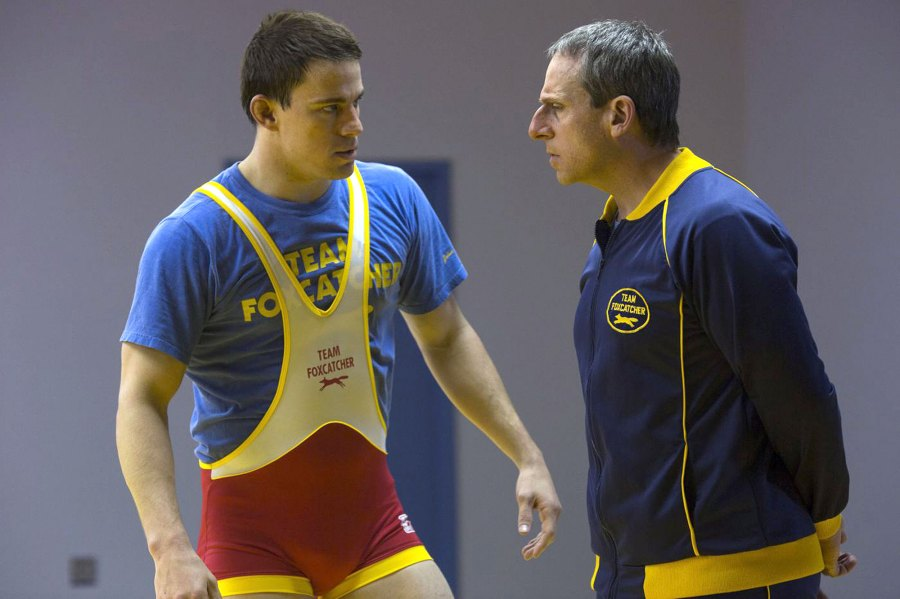 Steve Carell in Foxcatcher Comedic Actors Dramatic Turns