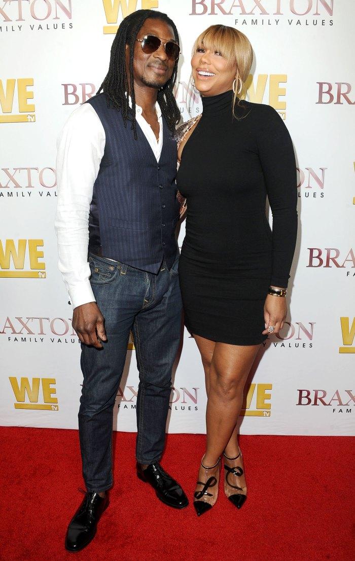 Tamar Braxton Boyfriend David Adefeso Files a Restraining Order Against Her