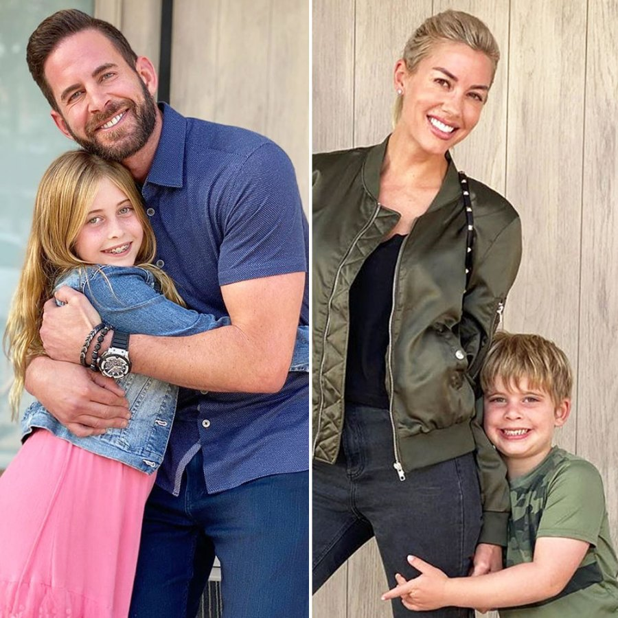Tarek El Moussa and Heather Rae Young Double Date With His Kids