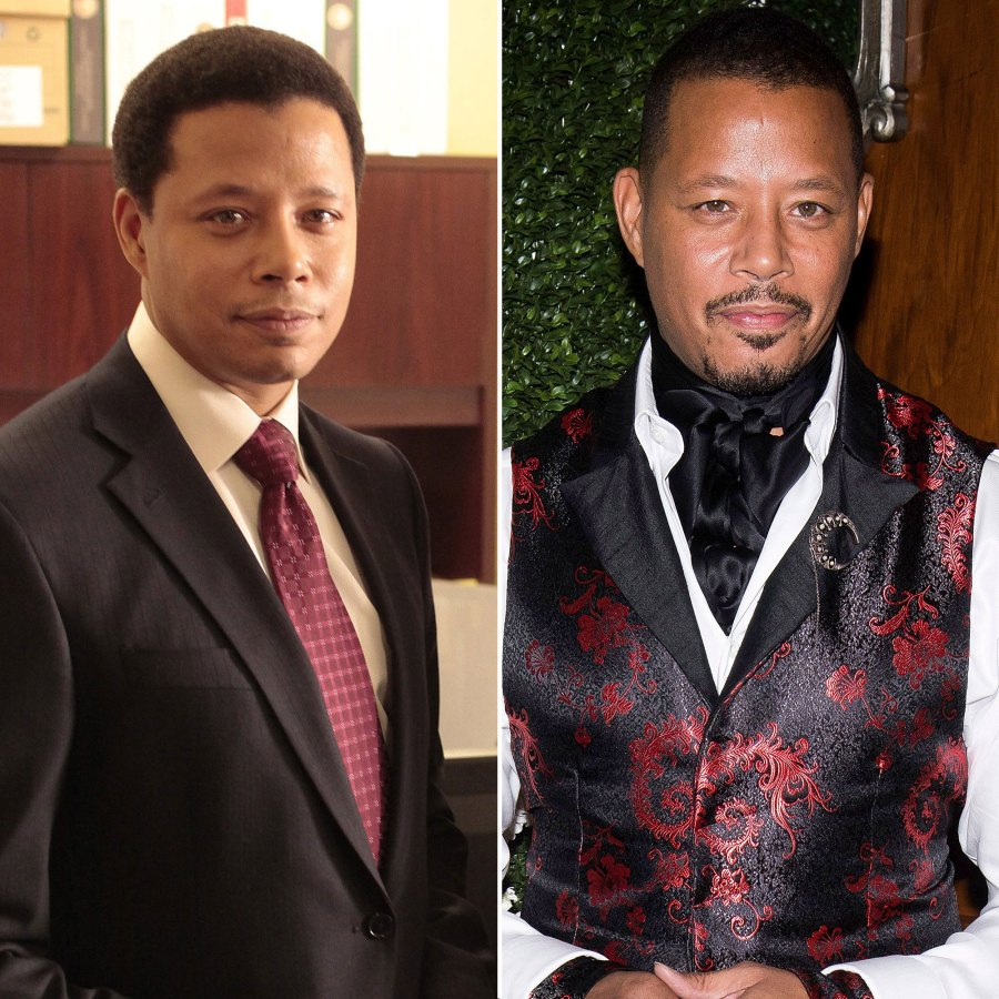 Terrence Howard Law and Order LA Cast Where Are They Now