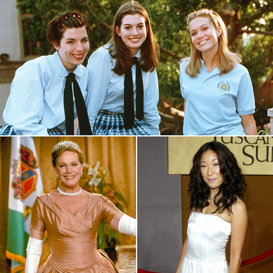 The Princess Diaries Cast Where Are They Now