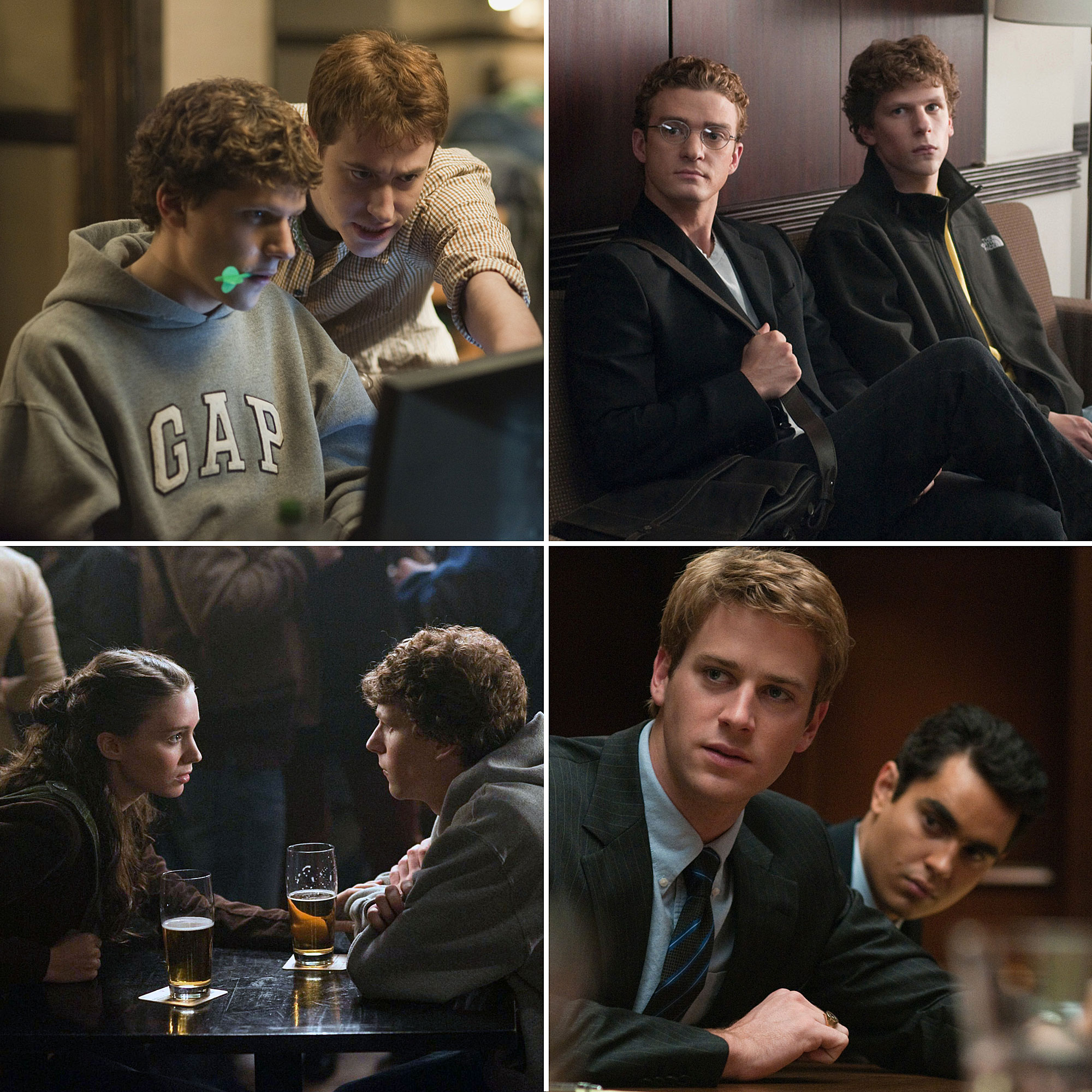 The Social Network' Cast: Where Are They Now?