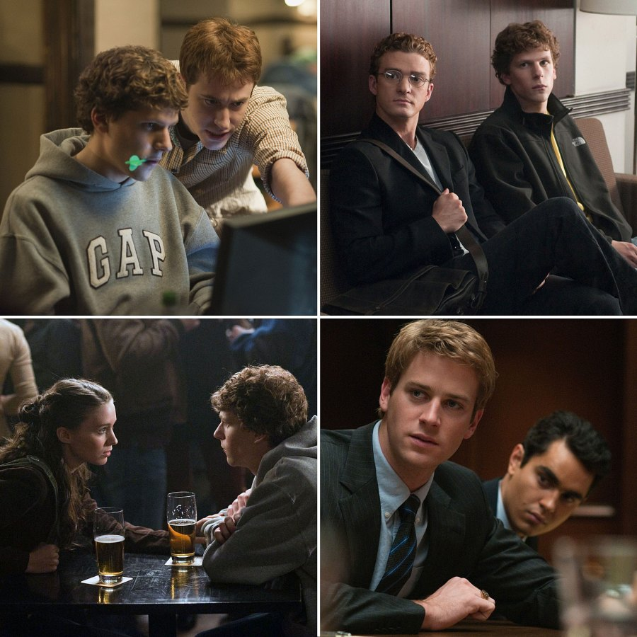The Social Network Cast Where Are They Now