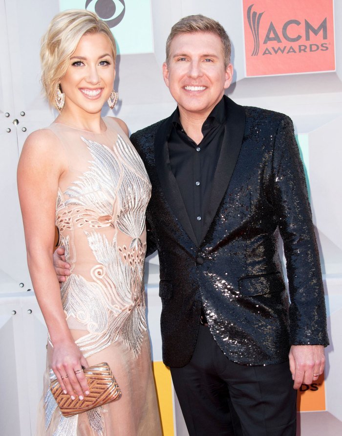 Todd Chrisley Takes Down Troll Who Called Daughter Savannah Ugly
