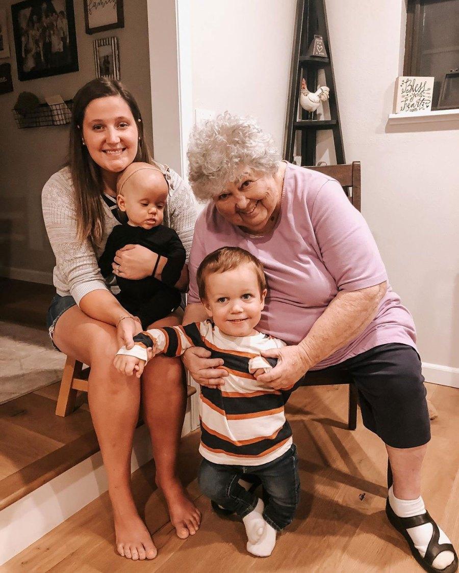 Tori Roloff Grandma Kids Instagram