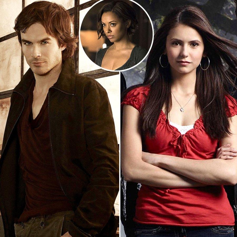 Vampire Diaries Cast Where Are They Now Ian Somerhalder Nina Dobrev Kat Graham