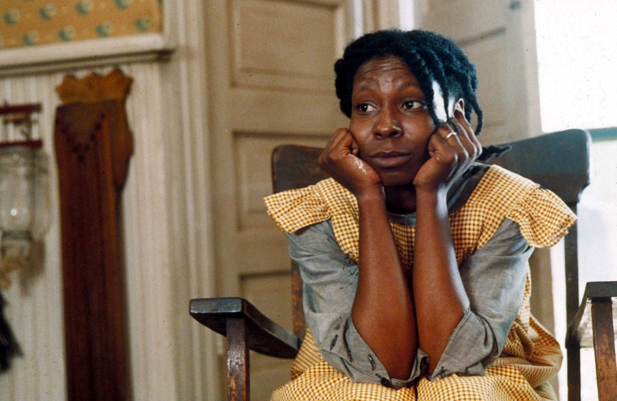 Whoopi Goldberg in The Color Purple Comedic Actors Dramatic Turns