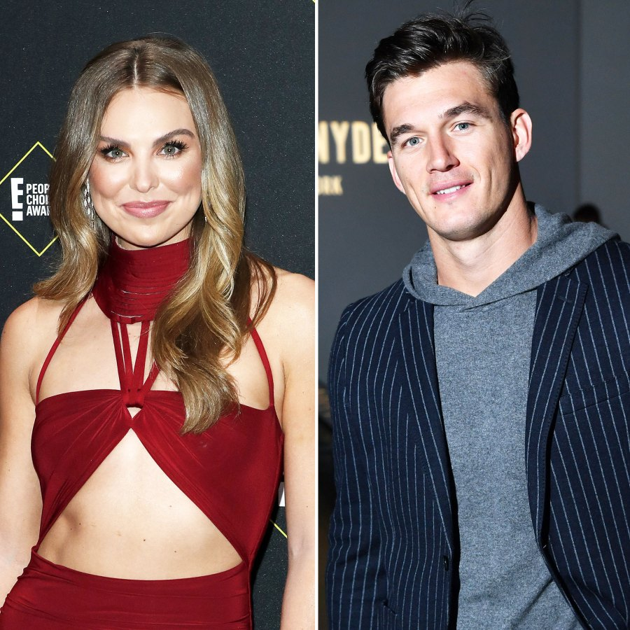 Why Hannah Brown and Tyler Cameron Were Spotted Hanging Out in LA