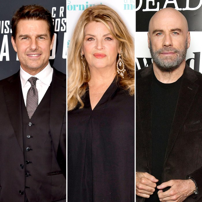 Why the Church of Scientology Is Tightening the Reins on Its Famous Members Tom Cruise Kirstie Alley John Travolta