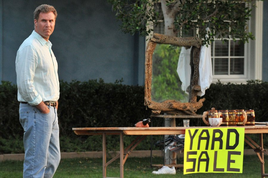 Will Ferrell in Everything Must Go Comedic Actors Dramatic Turns