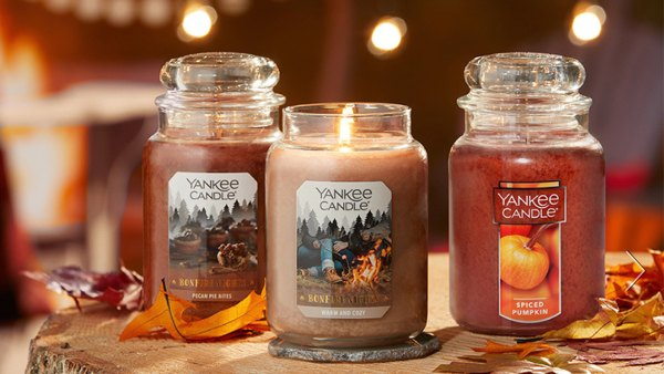 Yankee Candle Fall September Sale 2020