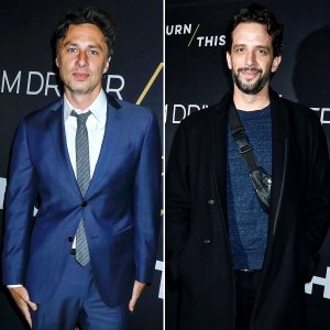 Zach Braff: The Emmys 'Passed' on Paying Tribute to Nick Cordero