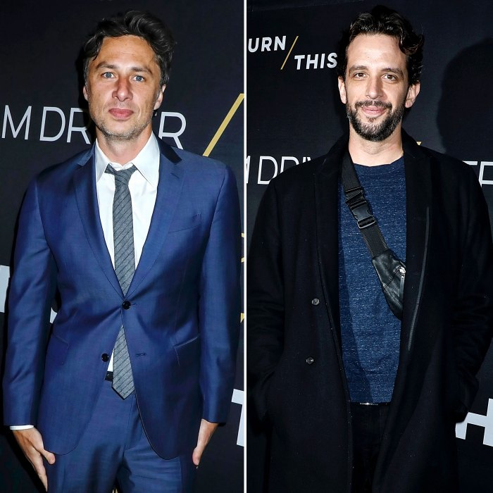 Zach Braff The Emmys Passed Paying Tribute Nick Cordero