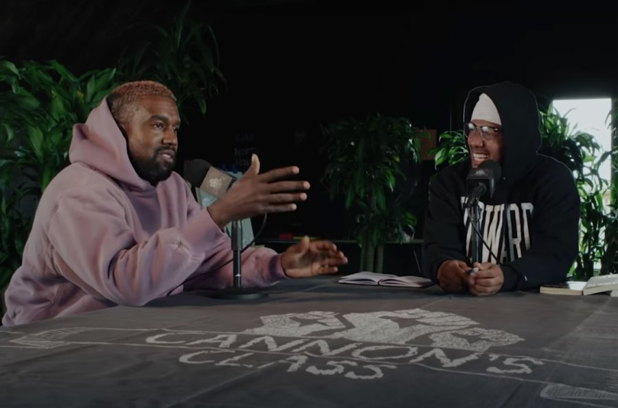Revelations From Kanye West's Interview With Nick Cannon