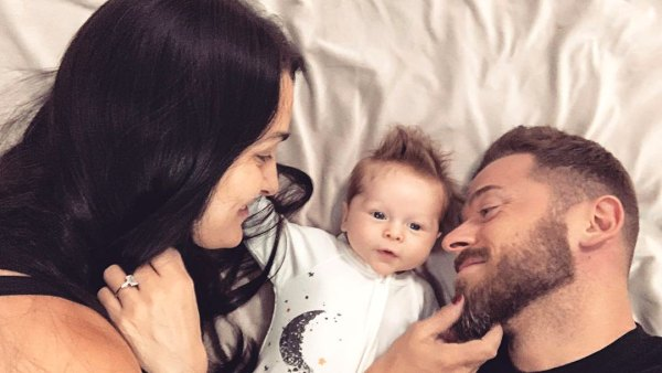 Nikki Bella and Artem Chigvintsev's Son Matteo's Baby Album: Family Pics