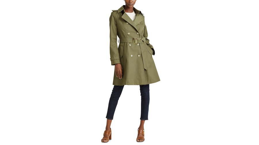 This Timeless Ralph Lauren Trench Is Under 0 — For Now