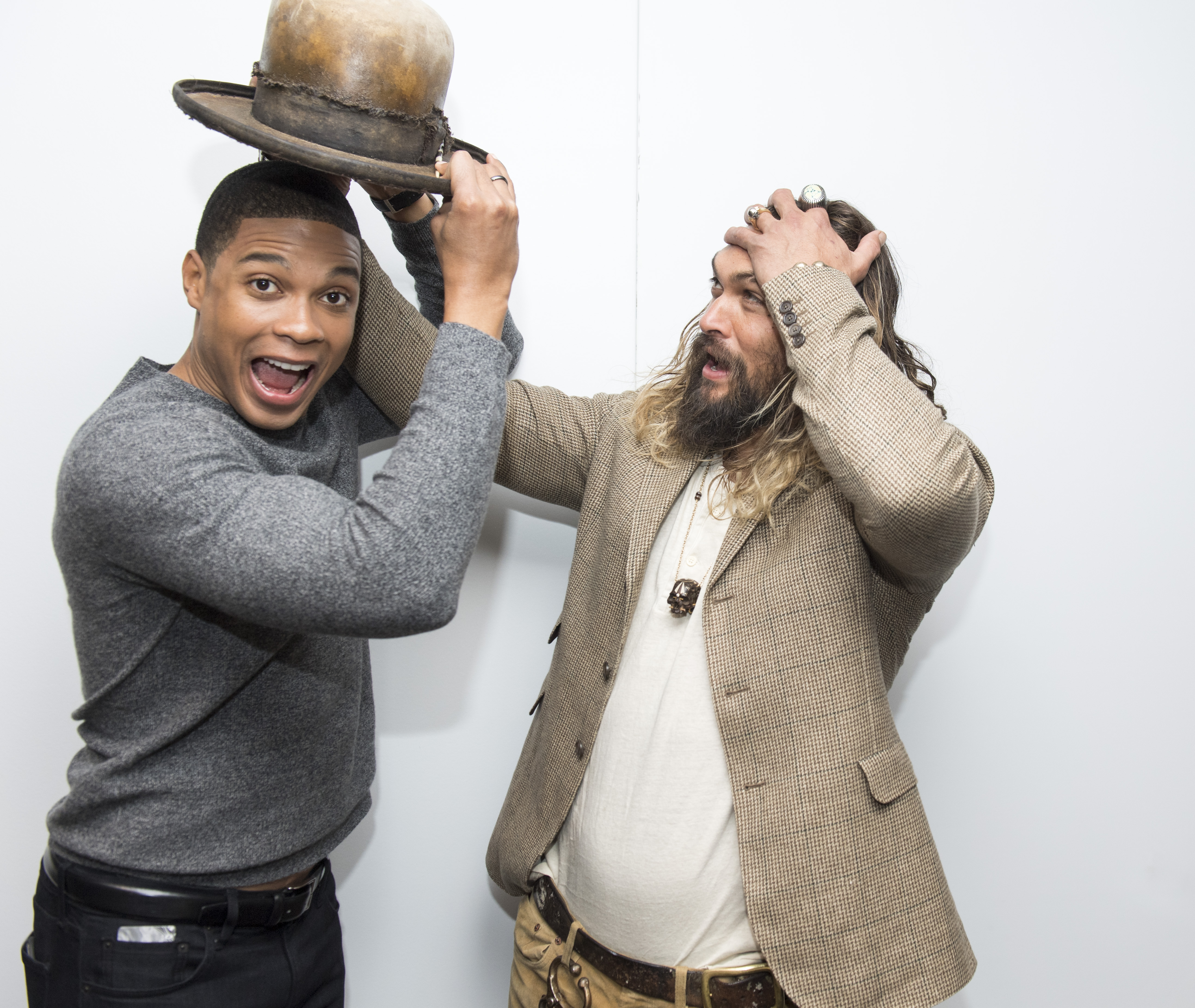 Jason Momoa Confirms Ray Fisher's Claims of Mistreatment on 'Justice League' Set