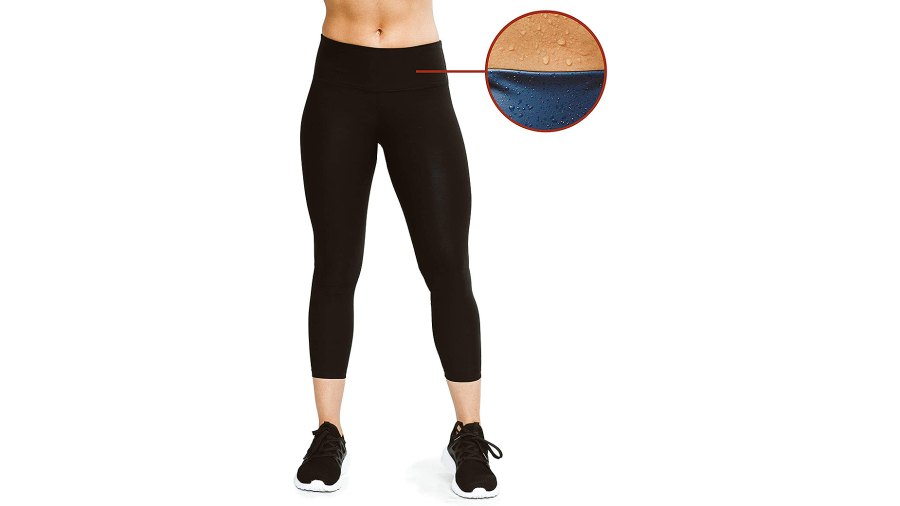 Sweat Shaper Compression Slimming Leggings