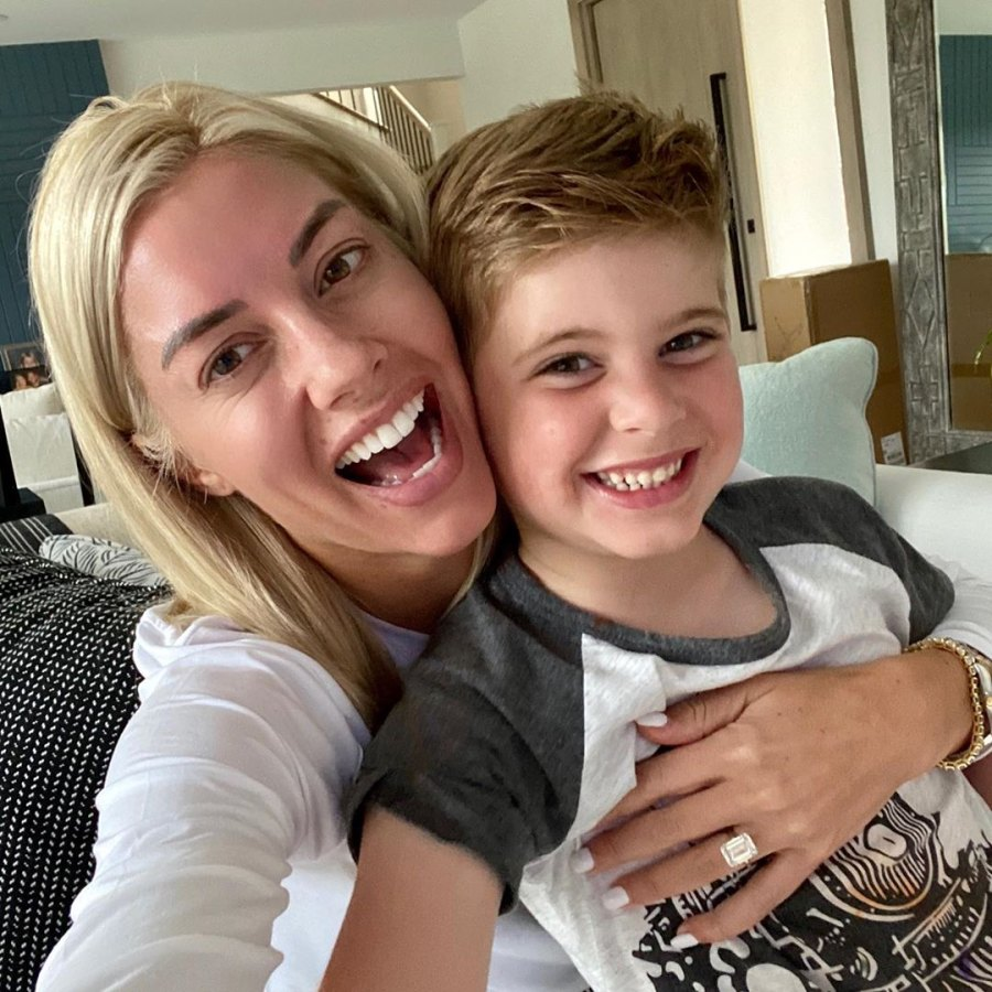 1 October 2020 Heather Rae Young's Sweetest Moments With Tarek El Moussa's Kids