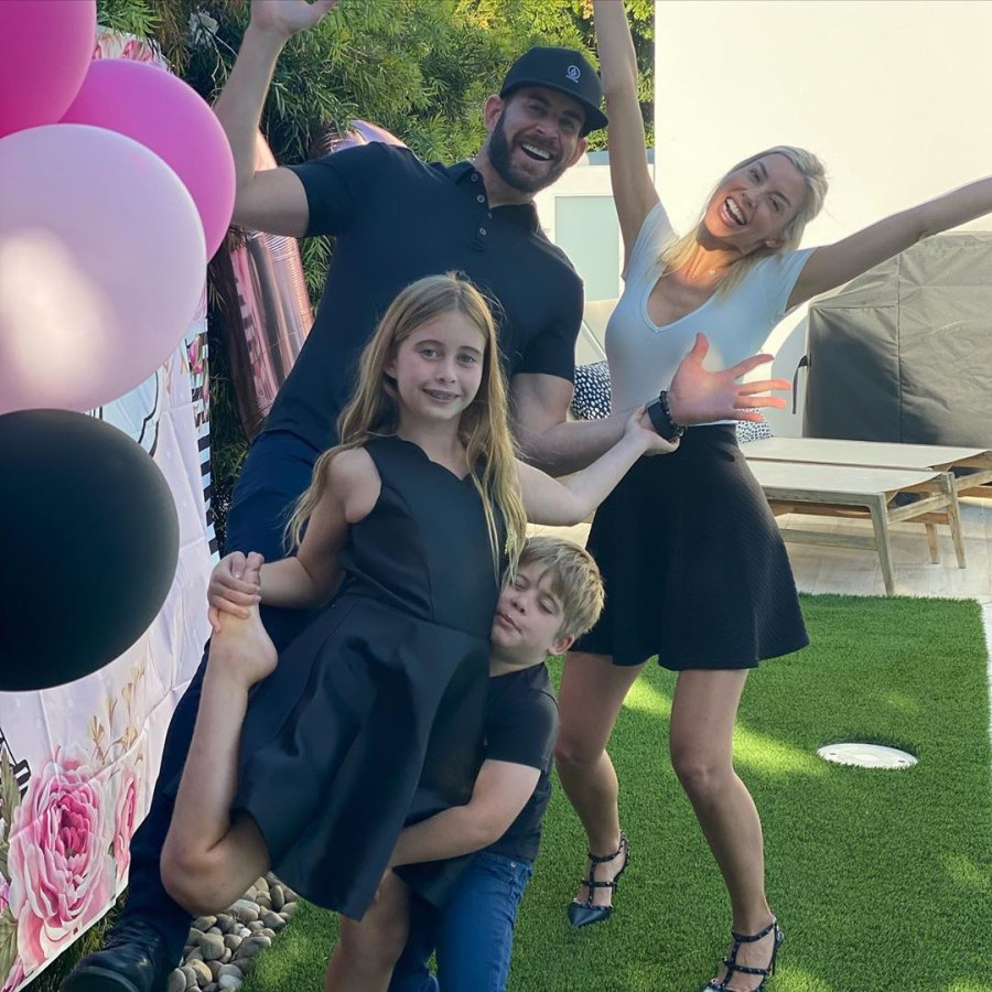 2 September 2020 Heather Rae Young's Sweetest Moments With Tarek El Moussa's Kids