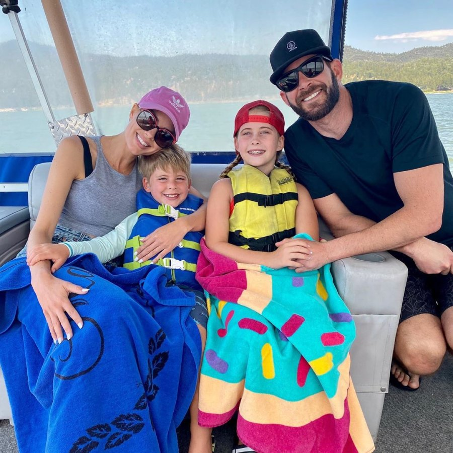 3 August 2020 Heather Rae Young's Sweetest Moments With Tarek El Moussa's Kids