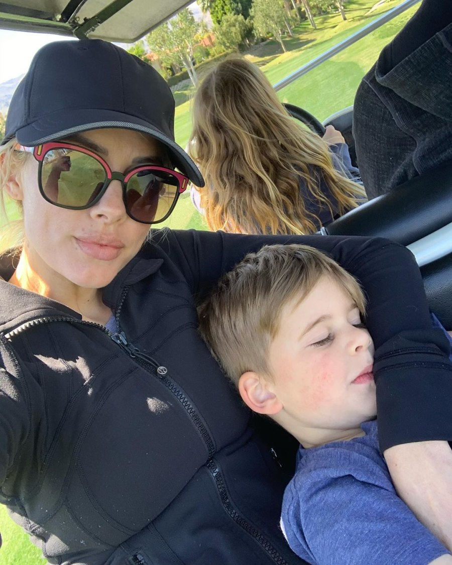 6 March 2020 Heather Rae Young's Sweetest Moments With Tarek El Moussa's Kids